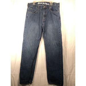 Dickies Mens Straight Fit Jeans
